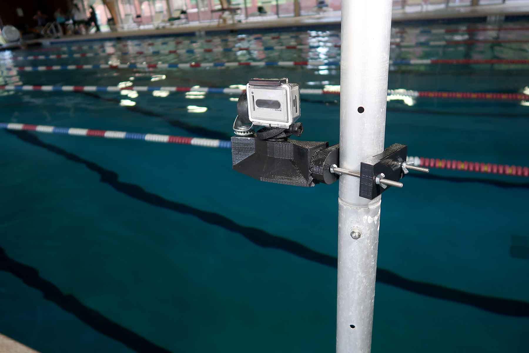 Camera Mount One Swim