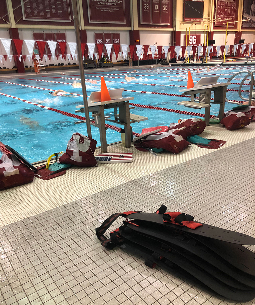 Who's Using? - ONE Swim